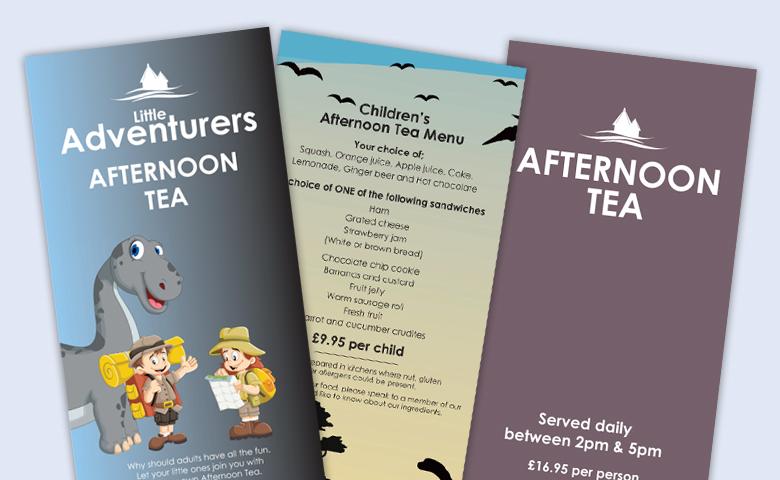 Print4U Ipswich Printers Leaflets